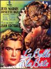 La Bella y la Bestia. Jean Cocteau, 1946
