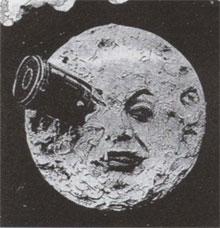 Viaje a la luna. Méliès, 1902