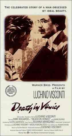 Muerte en Venecia (L. Visconti)