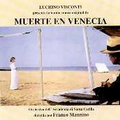Muerte en Venecia. Visconti, 1971