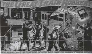 El gran robo del tren. Porter, 1903