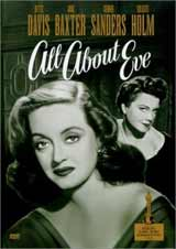 Eva al desnudo. Mankiewicz, 1950