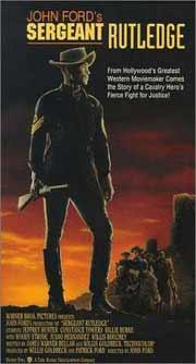 El sargento negro. John Ford, 1960