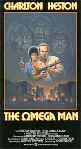 El último hombre... vivo (The omega man). Boris Sagal, 1971
