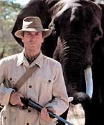 Cazador blanco, corazón negro. Clint Eastwood, 1990