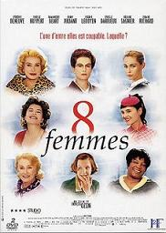 8 mujeres. François Ozon, 2002