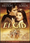 El Cid. Anthony Mann, 1961