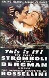 Stromboli, tierra de dios. Rosellini, 1950